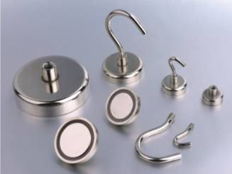 strong neodymium magnet with hook