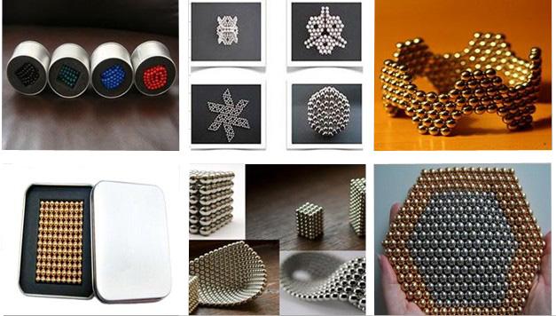 neodymium ball magnets