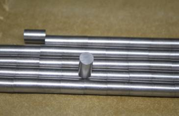alnico magnet + stainless steel