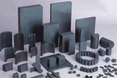 ferrite permanent magnets for air conditioning compressor